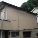 雨樋の改修と外壁サイディング①