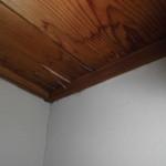 天井からの雨漏りのサイン(杉並区)