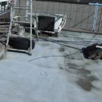 屋根修理[陸屋根編]>新宿区F様邸