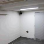 地下室で雨漏り修理(渋谷区)