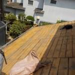 雨漏り修理[屋根の葺き替え]>新宿区