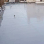 雨漏り修理の一環としての防水工事 (1)(港区)