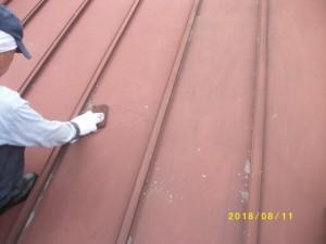 屋根調査 ドローン調査