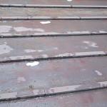 トタン屋根の劣化による屋根修理(渋谷区)