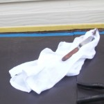 シーリングの詰め替えの必要性とは?(雨漏り・屋根修理)《江東区 E様邸》