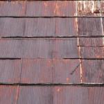 所沢市にお住いのI様邸にて雨漏りしていたトタン屋根の葺き替え工事!