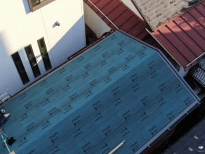ドローン調査 屋根点検