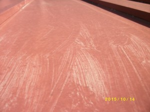 屋根から雨漏り 屋根修理 屋根塗装