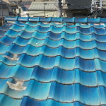 増税前の屋根修理(世田谷区)