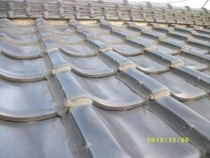 お家の瓦屋根は大丈夫?屋根調査、メンテナンス