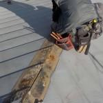 屋根修理[棟木が腐食する前に]>中野区