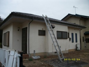 屋根点検 屋根補修 雨漏り修理