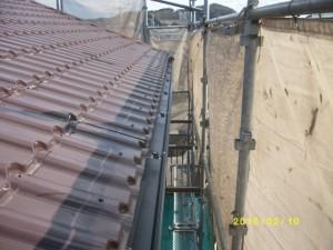 屋根調査 ドローン調査 雨漏り対策
