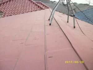 屋根補強 屋根点検 ドローン