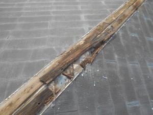屋根改修はお早めに 雨漏り修理