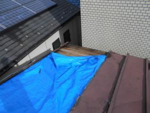 屋根補修 雨漏り修理 災害対策