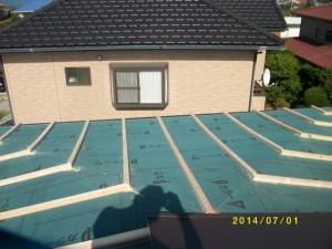 災害対策 屋根損傷 雨漏り修理