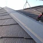 屋根修理[同じ築年数の近隣で雨漏り]>新宿区