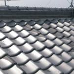 瓦屋根の隙間が生じた場合の屋根修理(渋谷区)