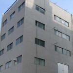 鉄筋コンクリート造の雨漏り修理(渋谷区)