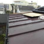 屋根修理 ~トタン屋根からスレート屋根へ~(渋谷区)
