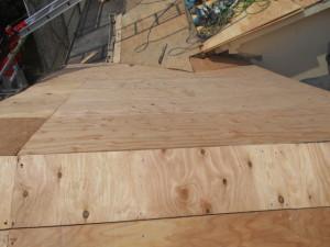 屋根 雨どい 屋根裏 ベランダ 屋根点検