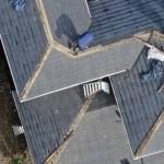 中野区でドローンによる屋根調査