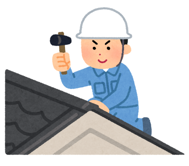 屋根修理イメージ