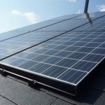 世田谷区で太陽光パネル設置屋根の雨漏り修理
