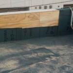 足立区で陸屋根の雨漏り修理