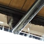 日野市で雨樋が原因の雨漏り修理