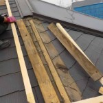 新宿区で梅雨前に屋根修理