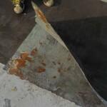 日野市の屋上で雨漏り修理